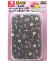 Nintendo Switch専用コンパクトポーチ(グレー)