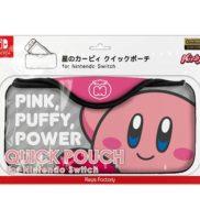 星のカービィ クイックポーチ for Nintendo Switch【カービィ】