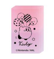もっちりクリア消しゴム【バルーン】Kirby COTTON CANDY
