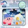 星のカービィ 雪ふる夜のプププランド キルティングブランケット【ラウンドワン限定】