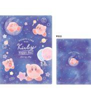 星のカービィ 10ポケットクリアファイル【夜空】Kirby COTTON CANDY
