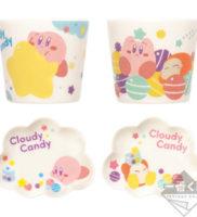 E賞 テーブルウェアコレクション【一番くじ 星のカービィ Cloudy Candy】
