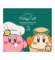 KIRBY CAFÉのBGM CD第2弾『サウンド・オブ・カービィカフェ2』