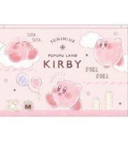 星のカービィ 80cm丈 巻きタオル【おさんぽ】Kirby COTTON CANDY