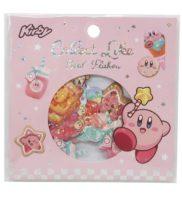 星のカービィ コレクトライクシールフレークス【Kirby COTTON CANDY】