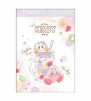 星のカービィ ミニメモ【アイスクリーム/フルーツ】Kirby COTTON CANDY