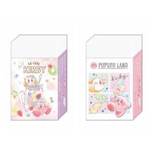 星のカービィ まとまるくん消しゴム【アイスクリーム/フルーツ】Kirby SHINY POP