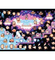 星のカービィ 夢の泉の物語 ステージシール【全2種】