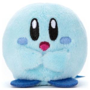 星のカービィ minimaginationTOWN ミニミニフレンズ カービィ にっこり(ブルー)